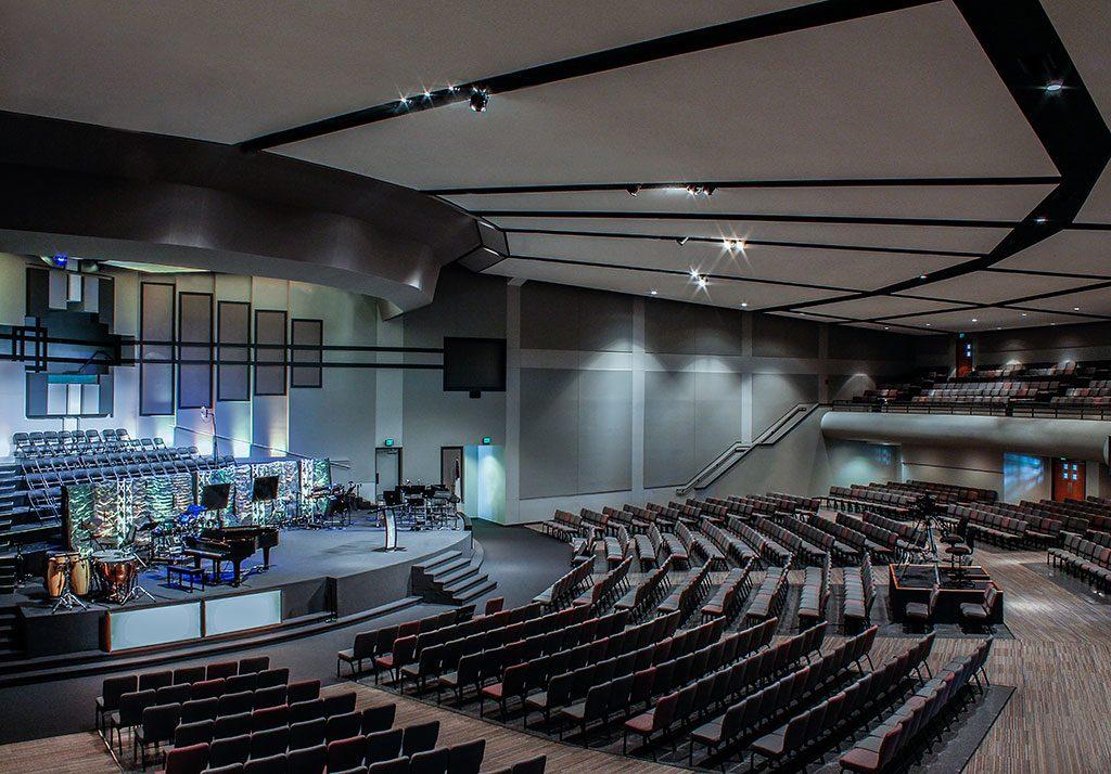 Trinity Baptist Sanctuary
