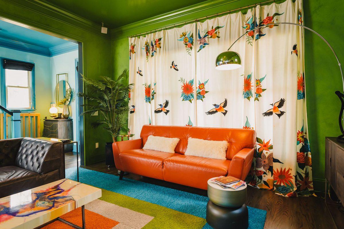 South American Modern Home