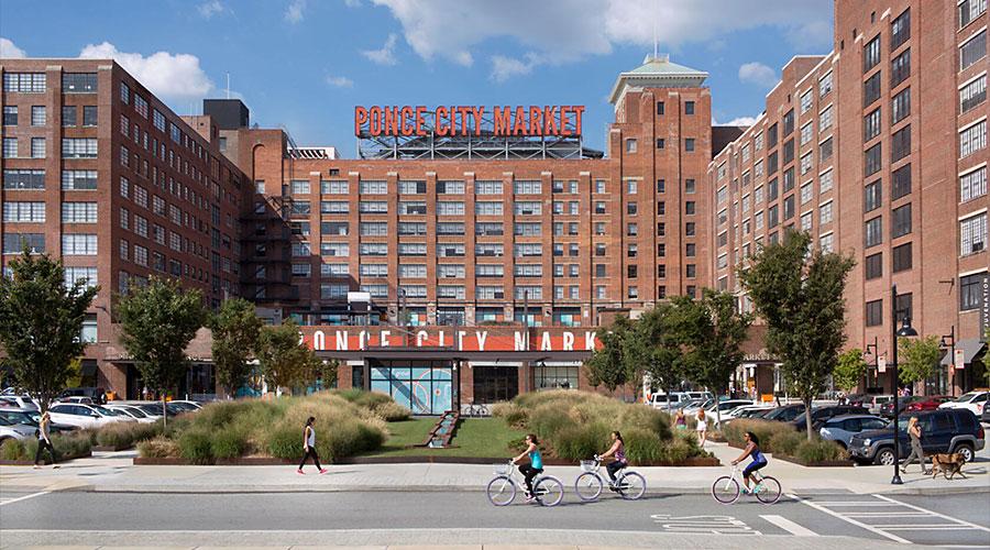 Ponce City Market   Adaptive Reuse of an Industrial Building in Atlanta, GA
